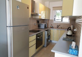 Semi Detached Villa For Sale  in  Chloraka