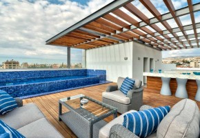 Penthouse For Sale  in  Germasogia