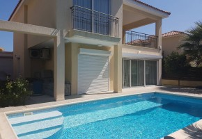 Detached Villa For Sale  in  Potamos Germasogeias