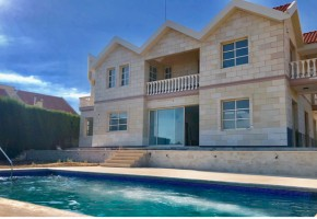 Detached Villa For Sale  in  Limassol