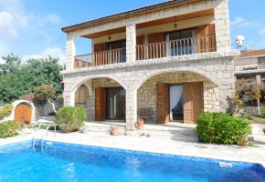 Detached Villa For Sale  in  Mesoyi